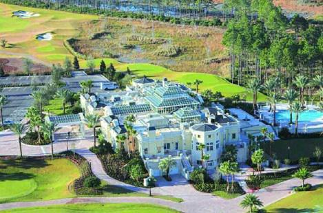 The Conservatory Palm Coast Florida Hammock Beach Resort