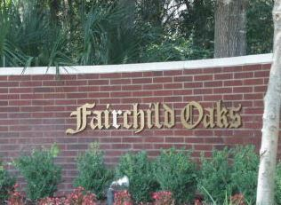 Luxury awaits at Fairchild Oaks.